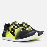 Reebok ZPump Fusion Women's Sneakers Black/Yellow photo- 1