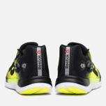 Reebok ZPump Fusion Women's Sneakers Black/Yellow photo- 3