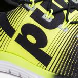 Reebok ZPump Fusion Women's Sneakers Black/Yellow photo- 5