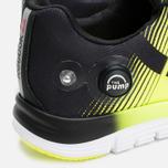 Reebok ZPump Fusion Women's Sneakers Black/Yellow photo- 8