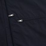 Aquascutum Longford Packaway Double Breasted Men`s Trench Coat Navy photo- 9