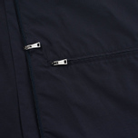 Мужской тренчкот Aquascutum Longford Packaway Double Breasted Navy фото- 9