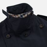 Мужской тренчкот Aquascutum Longford Packaway Double Breasted Navy фото- 3