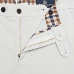 Мужские брюки Aquascutum Larkin Cotton Beige фото- 2