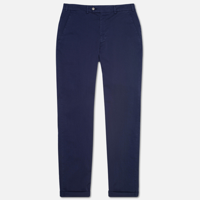 Мужские брюки Aquascutum Larkin Cotton Blue