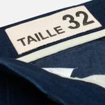 Мужские брюки Bleu De Paname Civile Denim Indigo фото- 4