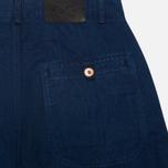 Мужские брюки Bleu De Paname Civile Denim Indigo фото- 1