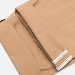 Мужские брюки C.P. Company Garment Dyed Stretch Poplin Dark Sand фото- 5
