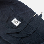 Мужские брюки C.P. Company Light Fleece Pocket Lens Navy фото- 2