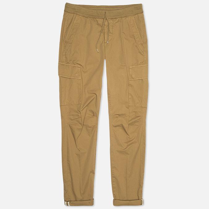 Мужские брюки C.P. Company Stretch Poplin Cargo Dark Sand