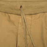 Мужские брюки C.P. Company Stretch Poplin Cargo Dark Sand фото- 2
