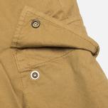 Мужские брюки C.P. Company Stretch Poplin Cargo Dark Sand фото- 3