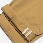 Мужские брюки C.P. Company Stretch Poplin Cargo Dark Sand фото- 4