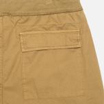Мужские брюки C.P. Company Stretch Poplin Cargo Dark Sand фото- 1