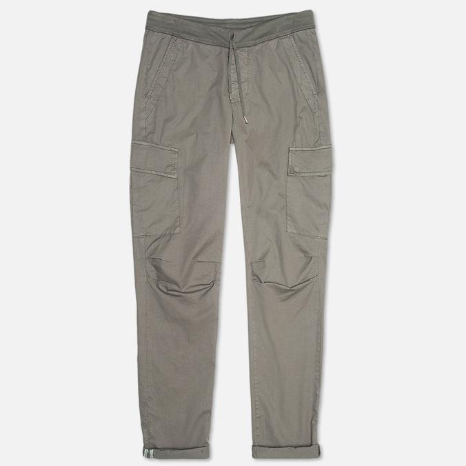 Мужские брюки C.P. Company Stretch Poplin Cargo Grey