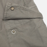 C.P. Company Stretch Poplin Cargo Men`s Trousers Grey photo- 3