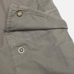 Мужские брюки C.P. Company Stretch Poplin Cargo Grey фото- 3