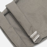 Мужские брюки C.P. Company Stretch Poplin Cargo Grey фото- 4