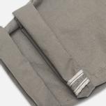 Мужские брюки C.P. Company Stretch Poplin Cargo Grey фото- 4