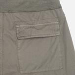 Мужские брюки C.P. Company Stretch Poplin Cargo Grey фото- 1