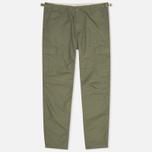 Мужские брюки Carhartt WIP Aviation Columbia Ripstop Leaf Rinsed фото- 0