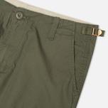 Мужские брюки Carhartt WIP Aviation Columbia Ripstop Leaf Rinsed фото- 3