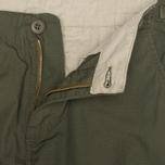 Мужские брюки Carhartt WIP Aviation Columbia Ripstop Leaf Rinsed фото- 2