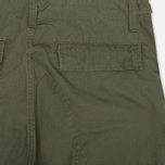Мужские брюки Carhartt WIP Aviation Columbia Ripstop Leaf Rinsed фото- 1