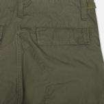Мужские брюки Carhartt WIP Aviation Columbia Ripstop Leaf Rinsed фото- 1