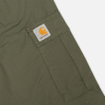 Мужские брюки Carhartt WIP Aviation Columbia Ripstop Leaf Rinsed фото- 4