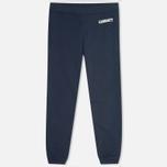 Мужские брюки Carhartt WIP College Sweat Duke Blue/White фото- 0
