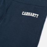 Мужские брюки Carhartt WIP College Sweat Duke Blue/White фото- 2