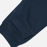 Мужские брюки Carhartt WIP College Sweat Duke Blue/White фото- 3