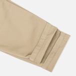Мужские брюки Carhartt WIP Johnson Questa Twill Safari Rinsed фото- 4