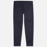 Мужские брюки Carhartt WIP Sid Lamar Stretch Twill Duke Blue Rinsed фото- 0