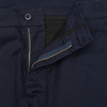 Мужские брюки Carhartt WIP Sid Lamar Stretch Twill Duke Blue Rinsed фото- 3