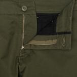 Мужские брюки Carhartt WIP Sid Lamar Stretch Twill Leaf Rinsed фото- 2
