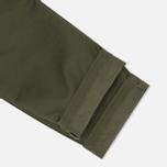 Мужские брюки Carhartt WIP Sid Lamar Stretch Twill Leaf Rinsed фото- 4