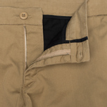 Мужские брюки Carhartt WIP Sid Lamar Stretch Twill Leather Rinsed фото- 2
