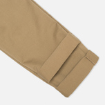 Мужские брюки Carhartt WIP Sid Lamar Stretch Twill Leather Rinsed фото- 4