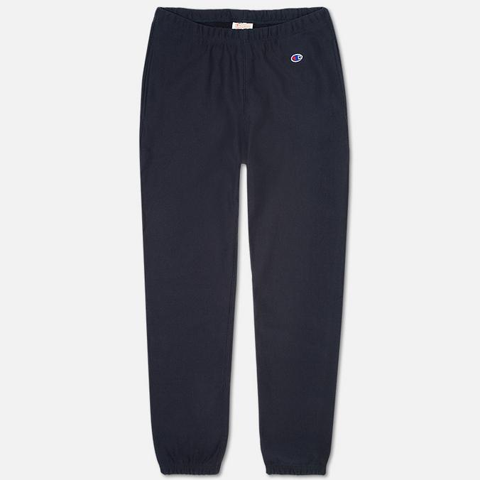 Champion Reverse Weave Basic Sweat Men`s Trousers Navy