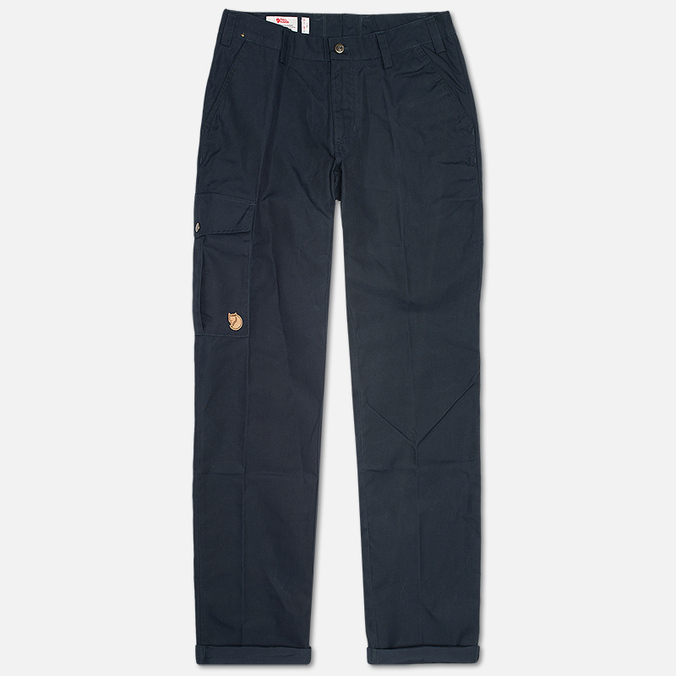 Мужские брюки Fjallraven Ovik Dark Navy