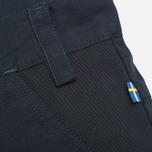 Мужские брюки Fjallraven Sarek Reinforced Dark Navy фото- 5