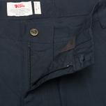 Мужские брюки Fjallraven Sarek Reinforced Dark Navy фото- 2