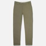 Мужские брюки Garbstore Civilian Service Chino Khaki фото- 0