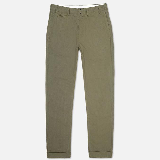 Мужские брюки Garbstore Civilian Service Chino Khaki