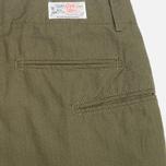 Мужские брюки Garbstore Civilian Service Chino Khaki фото- 1