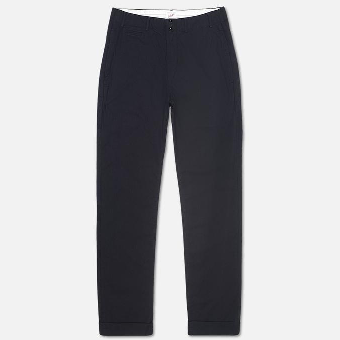 Garbstore Civilian Service Chino Men`s Trousers Navy