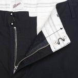 Garbstore Civilian Service Chino Men`s Trousers Navy photo- 3