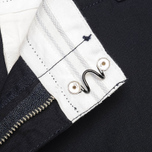 Garbstore Civilian Service Chino Men`s Trousers Navy photo- 4